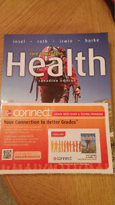 Core concepts in Health textbook