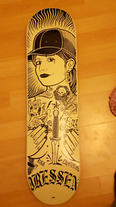 Mike Giant Eric Dressen Santa Cruz skateboard