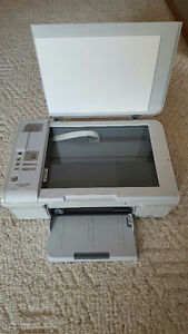 HP Deskjet F4210 All in one Printer.