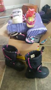 Toddler Girls Footwear