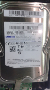 Hard drive for sale  in excellent condition barely used
