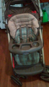 Graco baby stroller, baby carrier & cart cover