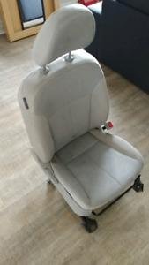 Subaru Forester (SH: 2009-13) Platinum fabric passenger seat