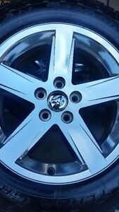 4 DODGE RAM RIMS WITH NITTO TERRA GRAPPLERS 275/60/20