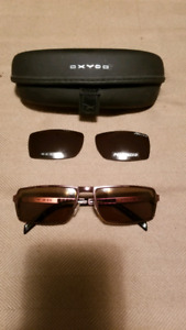 Oxydo polarized sunglasses
