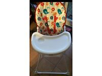 Mamia compact High Chair
