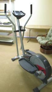 proform select stride 825 elliptical trainer