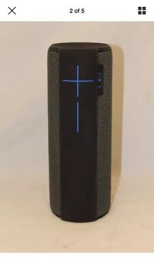 BRAND NEW W/OUT BOX LOGITECH UE MEGABOOM WIRELESS BLUETOOTH SPEAKER  BLACK