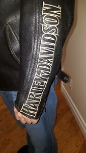 Harley Davidson leather jachet