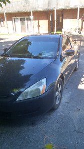 2005 Honda accord with 140000 mile fully loaded 2.4
