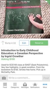 Textbooks for ECE classes at Sask Polytechnic