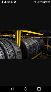 WHEEL ALIGNMENTS AND NEW TIRES & USED TIRES