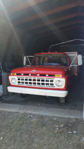 1965 F350 Flatbed Dually