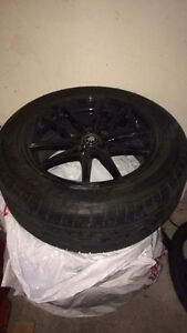 Konig Rims and Tires Pkg *Price Reduced from$1000 London Ontario image 2