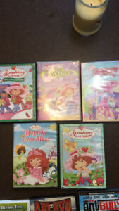 Strawberry shortcake movies and more!