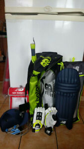 SS, NB, MB cricket kits /gear / equipment / bats @ $99 onwards