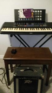 Yamaha keyboard PSR 190