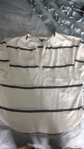 Womens loose fitting top from Old Navy