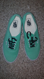 Brand new shoes Vans and Adidas