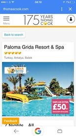 Turkey family holiday all inclusive few of the fantastic resort