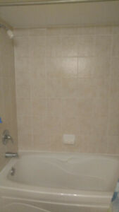 Furnished room for rent with private bath nr humber north Female