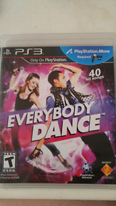 PS3 Everybody Dance 40Hit Songs Game