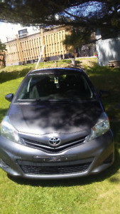 Yaris 2014 hathback