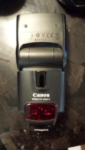 Canon Flash Cobra SpeedLite 430 EX II