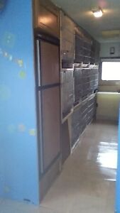 32 ' RV KENNEL CONVERSION * K-9 TRANSPORT -*GROOMING CENTER