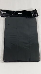 JETech Case for iPad Smart Cover with Auto Sleep Wake, Black