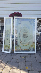 BEST OFFER entrance door and side light windows Kawartha Lakes Peterborough Area image 1