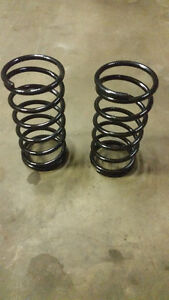 2 Powdercoated Springs