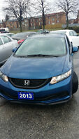 2013 Honda Civic Ex Sedan