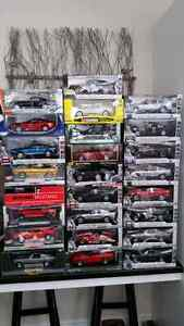 1:18 Diecast Mustang Collection Shelby ERTL Greenlight