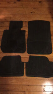 BMW WeatherTech Laser Cut Floor Mats