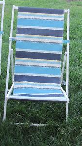 Beach reclining chairs Peterborough Peterborough Area image 5