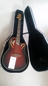 Ovation Celebrity 257 Acoustic/Electric