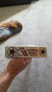 Titleist Scotty Cameron Newport select # Trade for Futura 5w