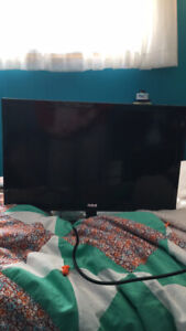 """24"""" RCA LED TV w/ built in DVD player for sale"""