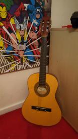 Palma 3/4 kids guitar REP £62