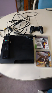 Sony Ps3, With Blue-ray