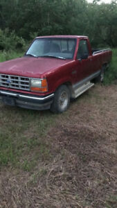 1992 Ford Ranger -Parts only