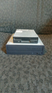 DVD-ROM drive and Floppy Disk Drive.