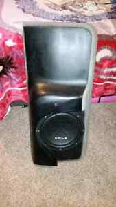 """10"""" Subwoofer in box"""