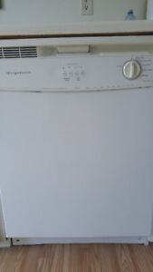 Used White Frigidaire Dishwasher