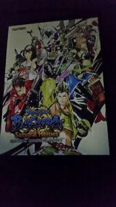 Sengoku Basara Samurai Heroes: Official Complete Works
