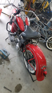 Wanted 1930s harley or indian motorcycle
