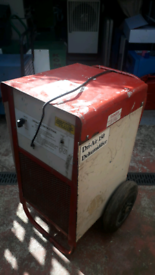 Industrial dehumidifier same as EBAC BD150 USED CONDITION GOOD WORKING ORDER