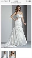 Maggie and sottero wedding dress