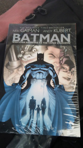 Whatever Happened to the Caped Crusader?by Neil Gaiman